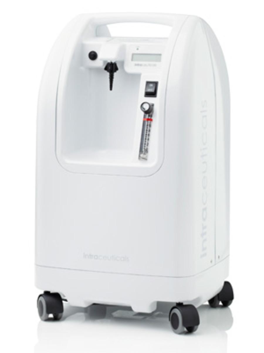 Intraceuticals oxygen machine