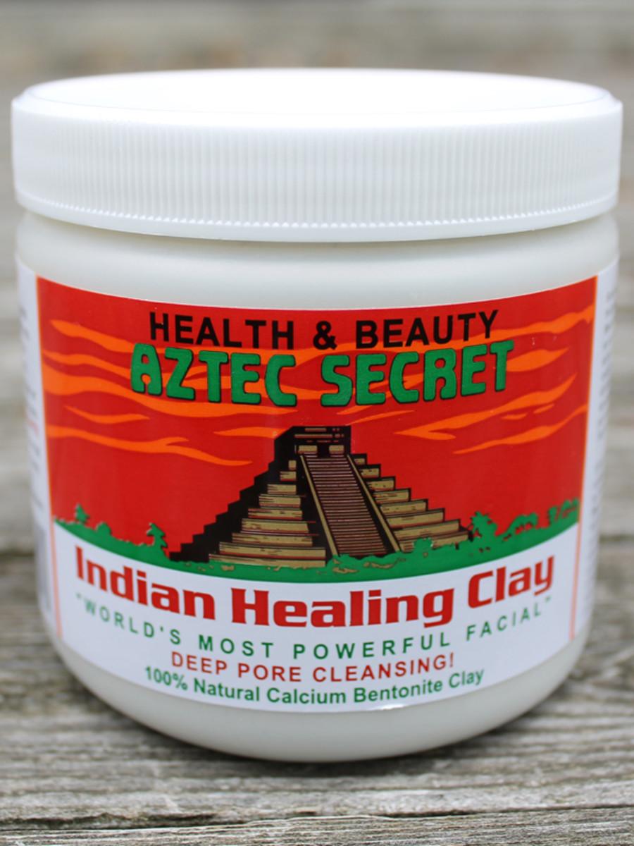 Aztec Secret Indian Healing Clay - close-up