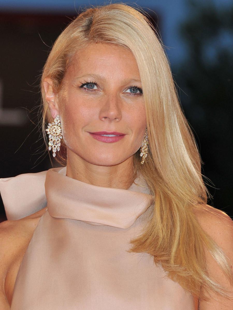 Gwyneth Paltrow blonde