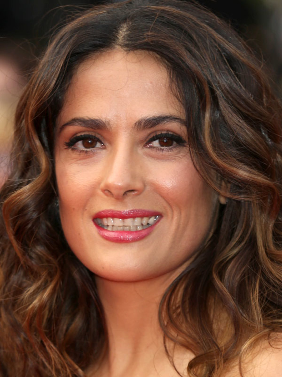 Salma Hayek, The Prophet screening, Cannes 2014