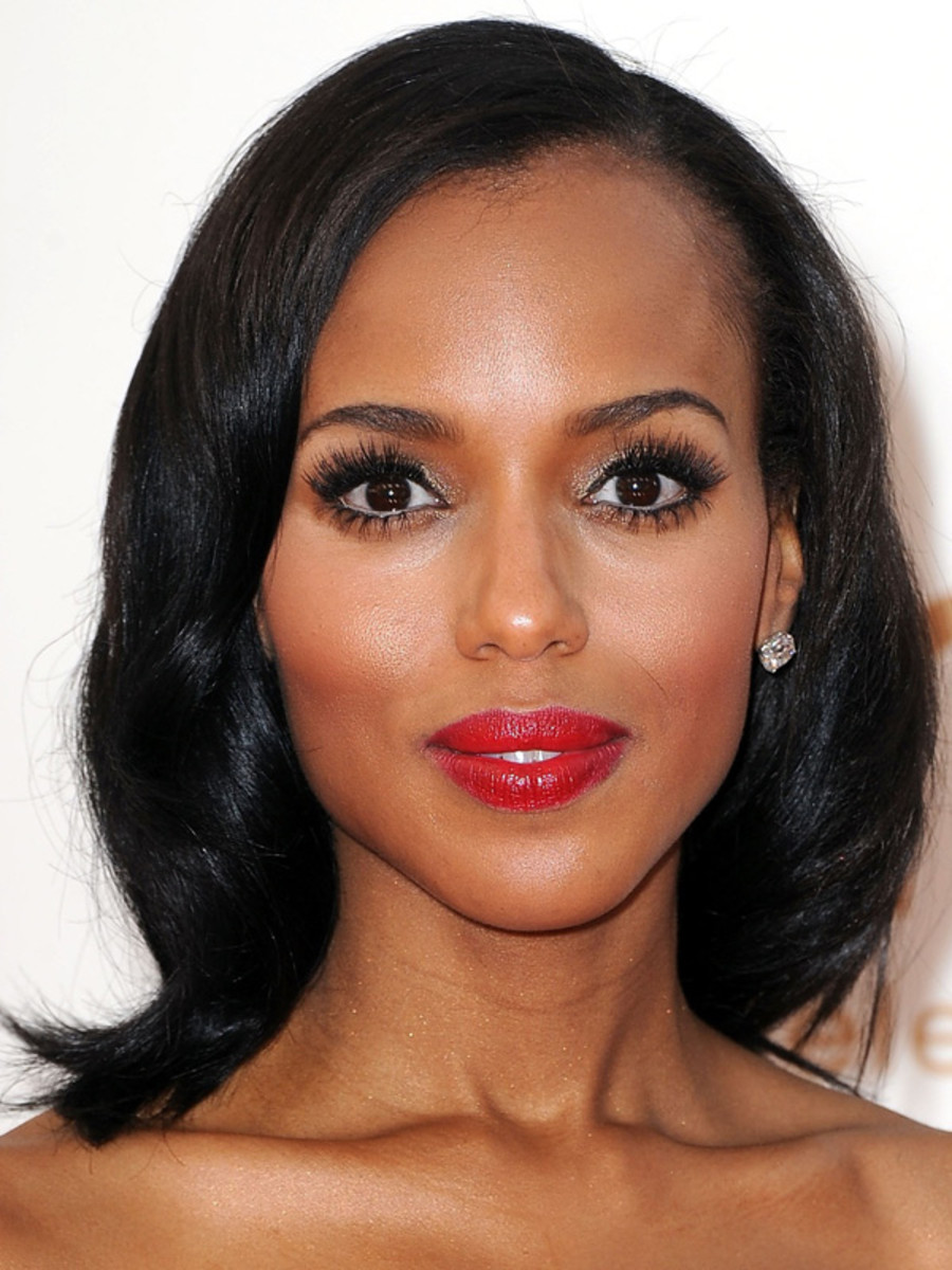 Kerry Washington S 10 Best Hair And Makeup Looks
