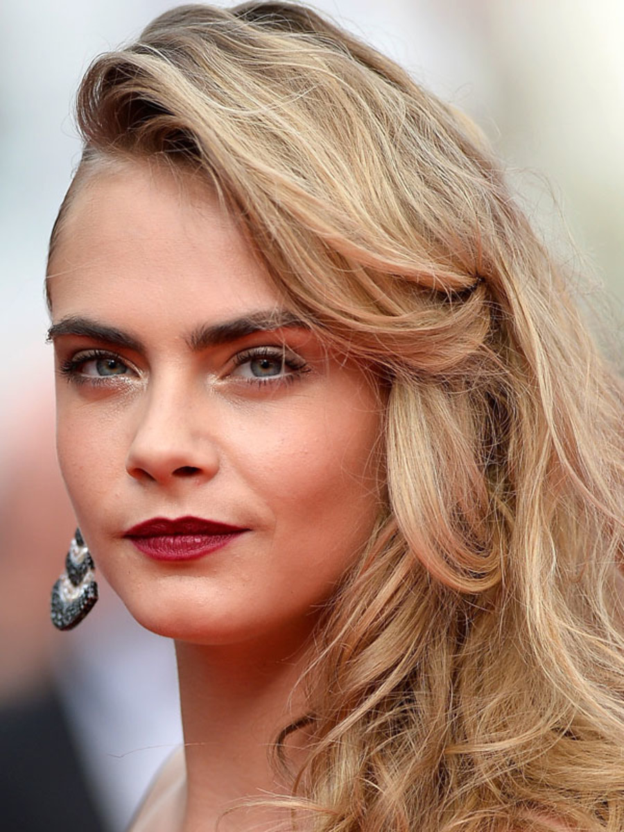 Cara Delevingne, The Search screening, Cannes 2014