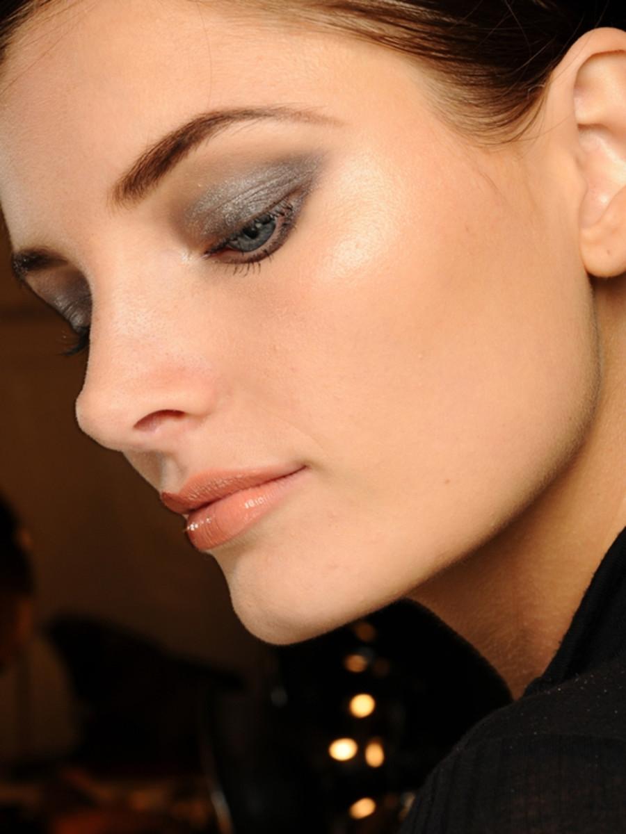 Naeem Khan - Spring 2012 makeup