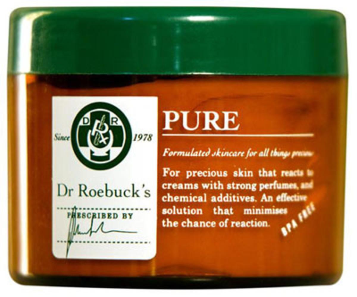 Dr Roebuck's Pure Moisturizer