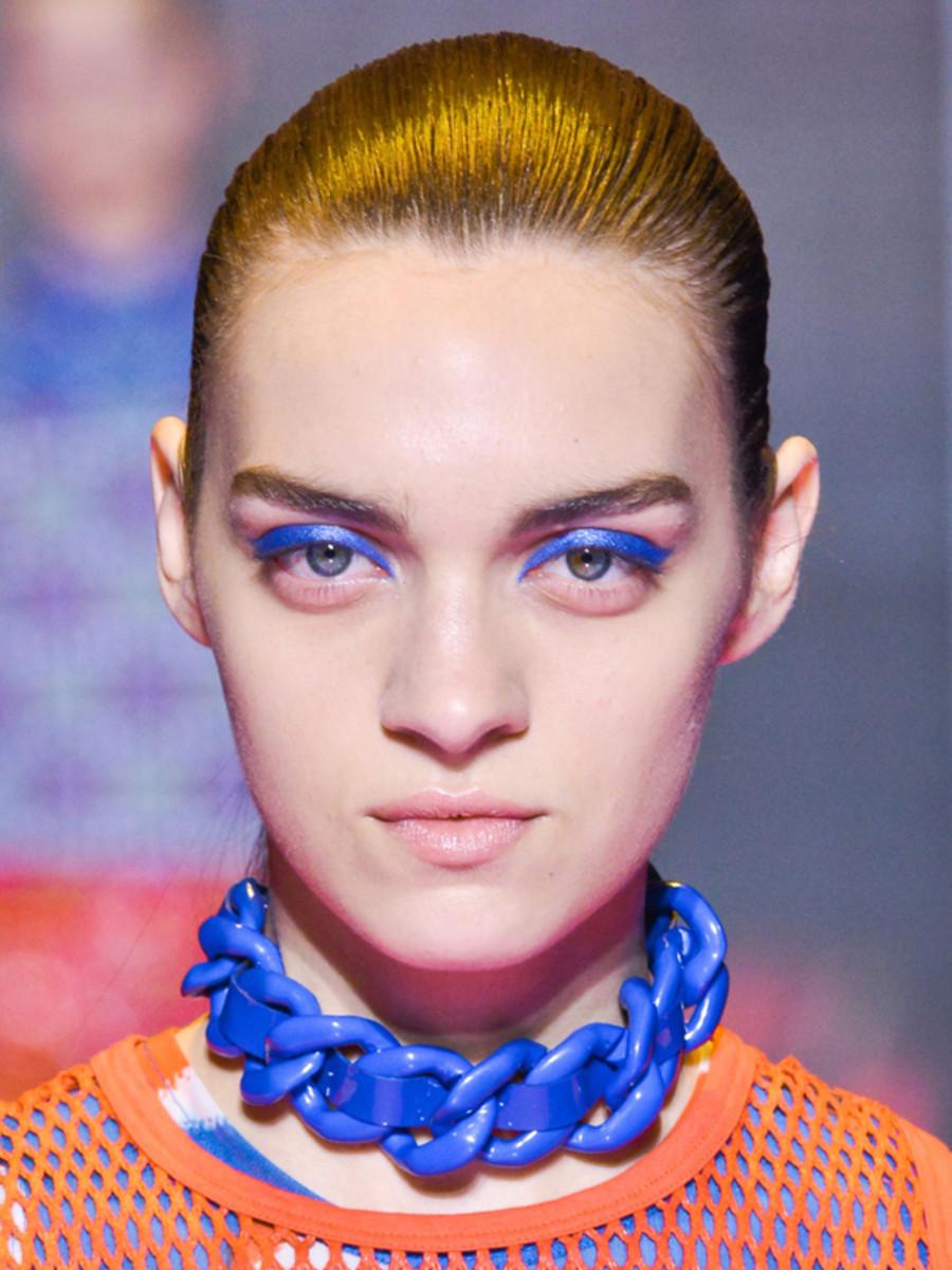 Versus - Spring 2013 makeup