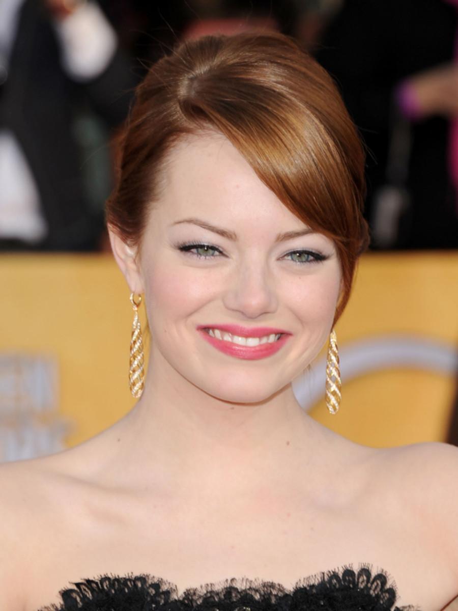 SAG-Awards-2012-Emma-Stone