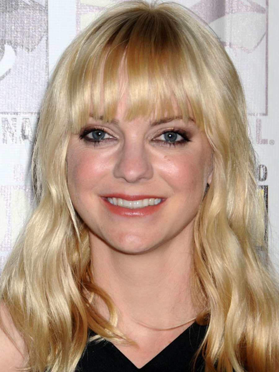 Anna Faris, Cloudy with a Chance of Meatballs 2 panel, Comic-Con, 2013