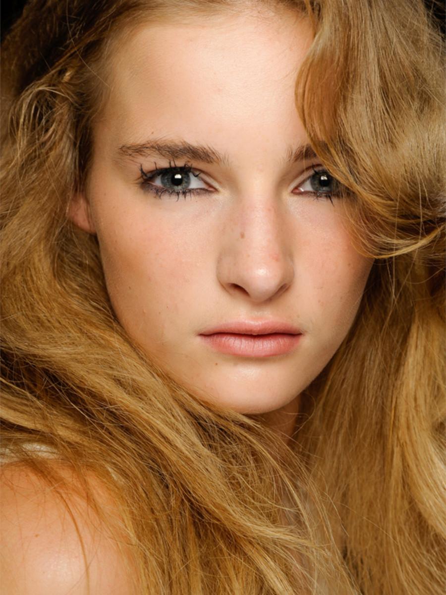 3.1 Phillip Lim - Spring 2013 makeup