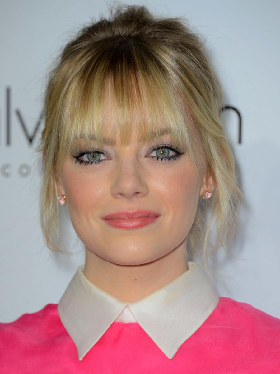 Emma Stone - ELLE Women in Hollywood 2012