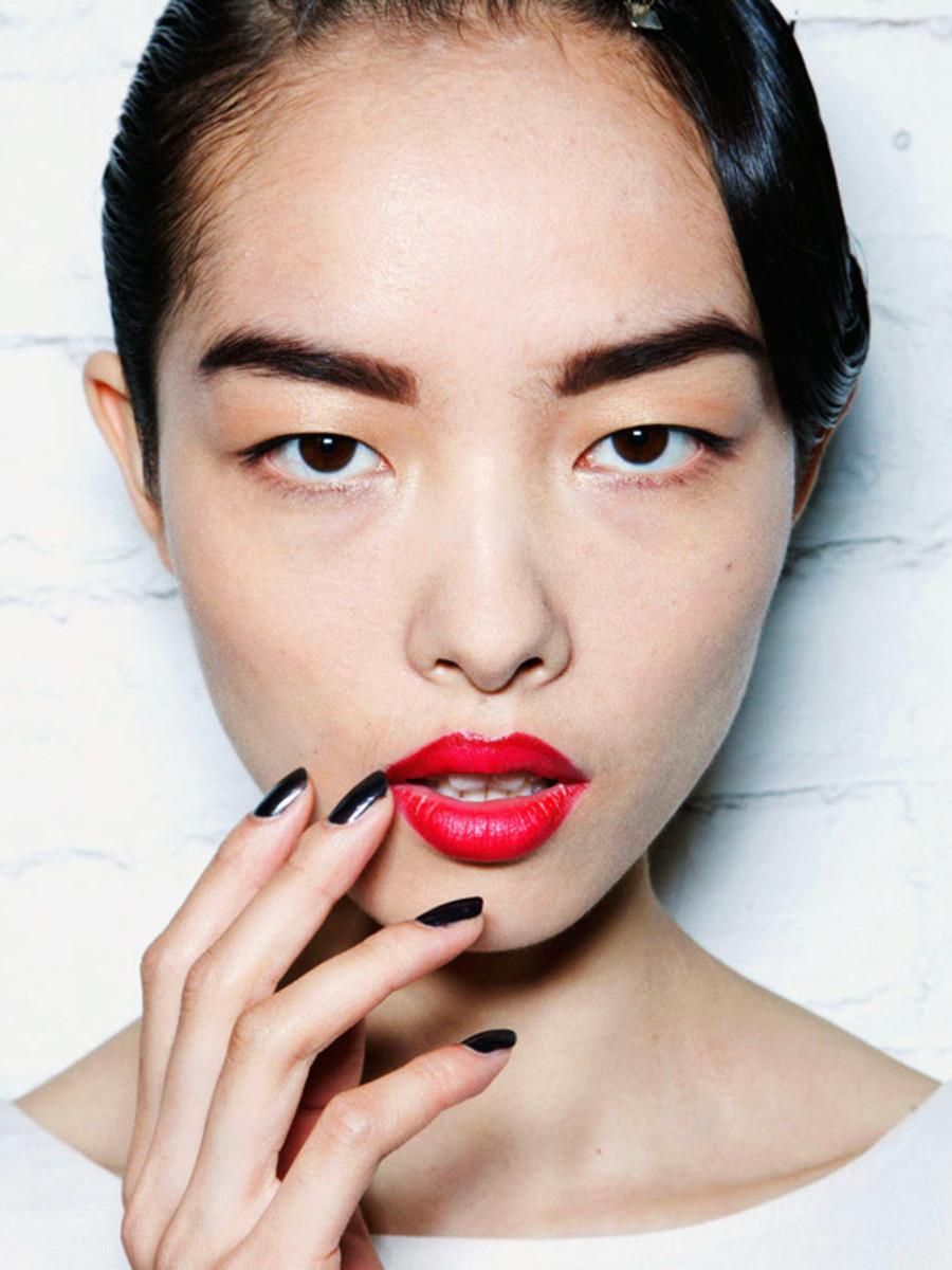 Jason Wu - Spring 2013 beauty