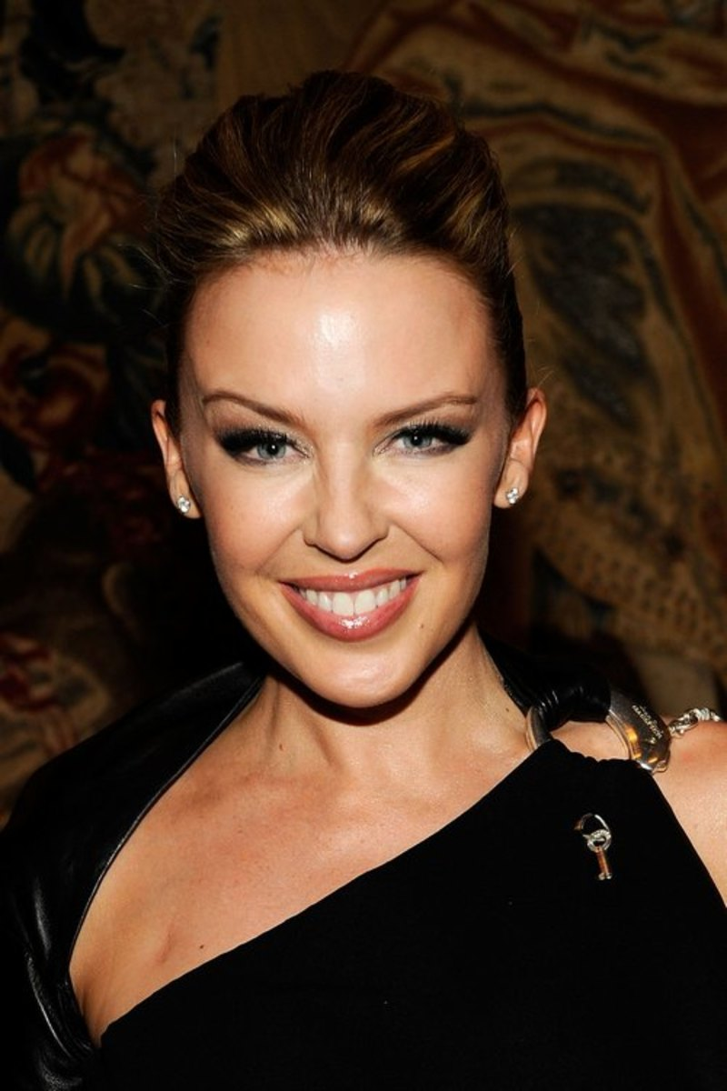 Kylie Minogue Botox