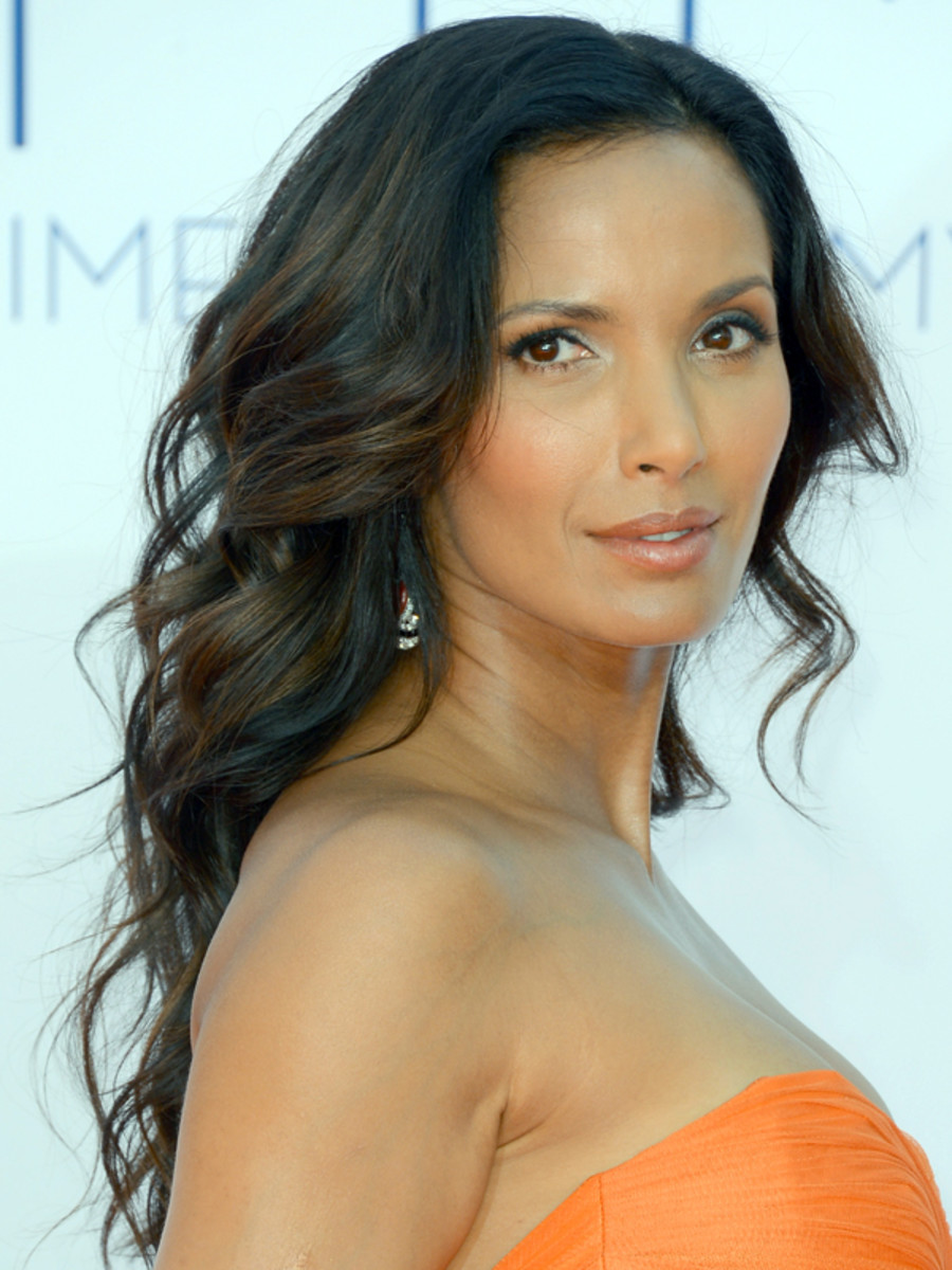 Padma Lakshmi - Emmy Awards 2012