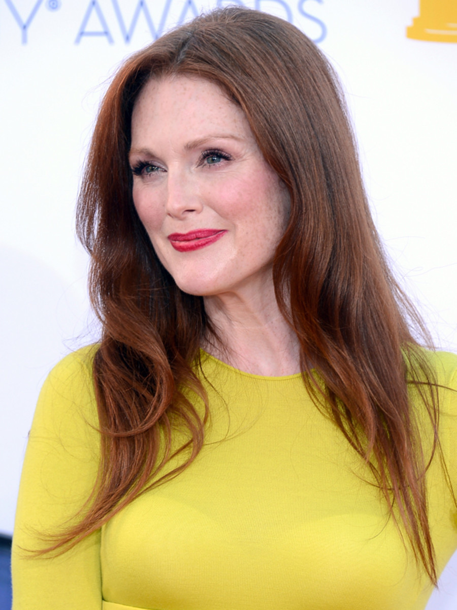Julianne Moore - Emmy Awards 2012