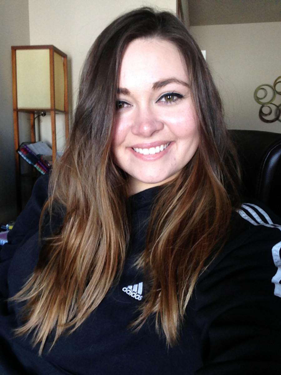 Reader hair consultation - Courtney