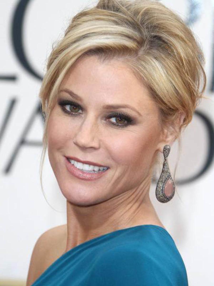 Julie Bowen - Golden Globe Awards 2013 hair