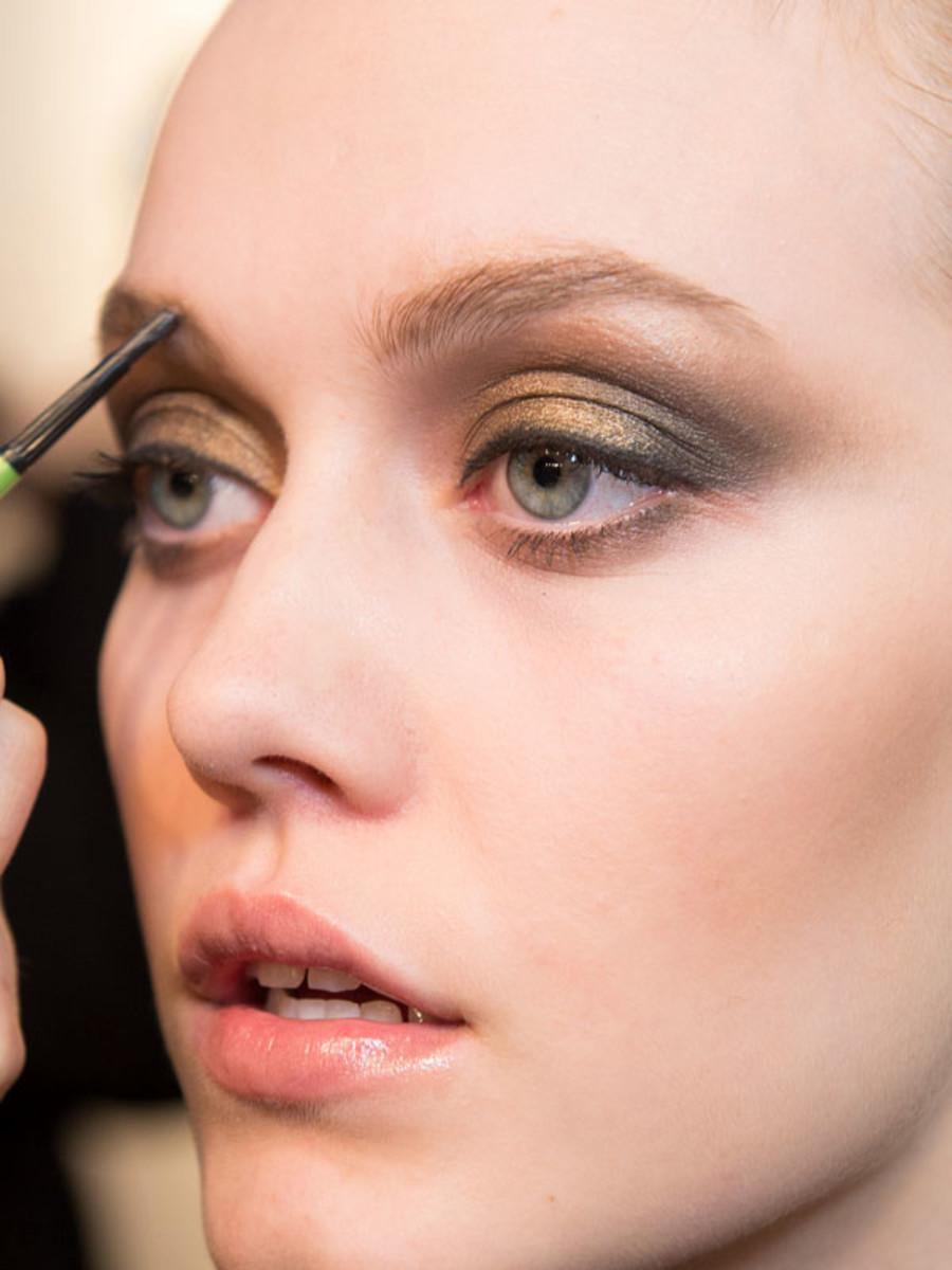 Pavoni - Fall 2013 makeup (4)