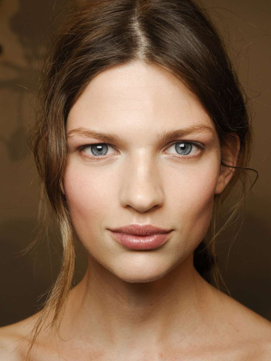 Bottega Veneta - Spring 2013 makeup