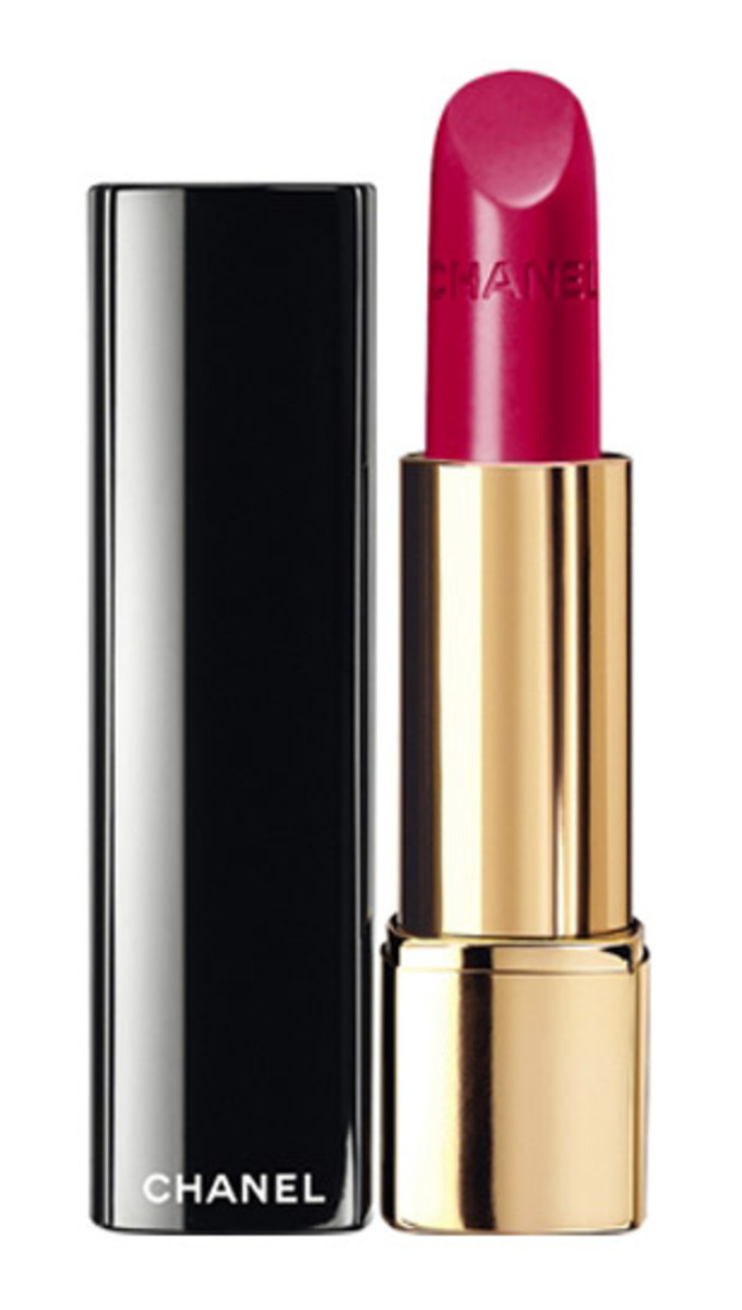 Chanel Rouge Allure lipstick in Palpitante