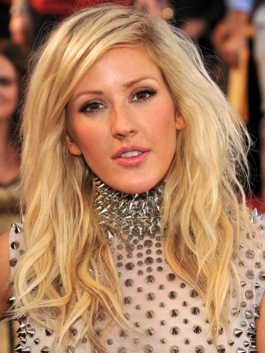 Ellie Goulding - MTV Video Music Awards 2013