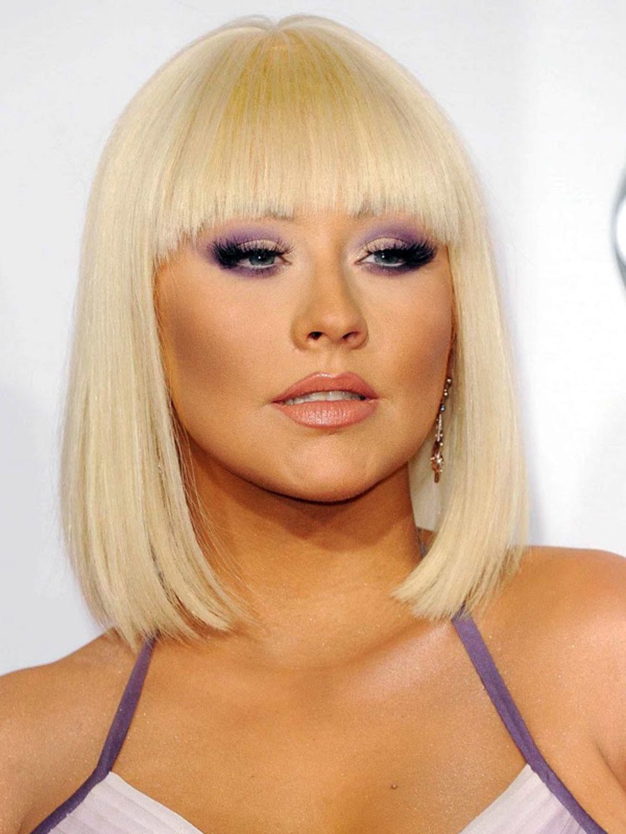 Christina Aguilera - American Music Awards 2012