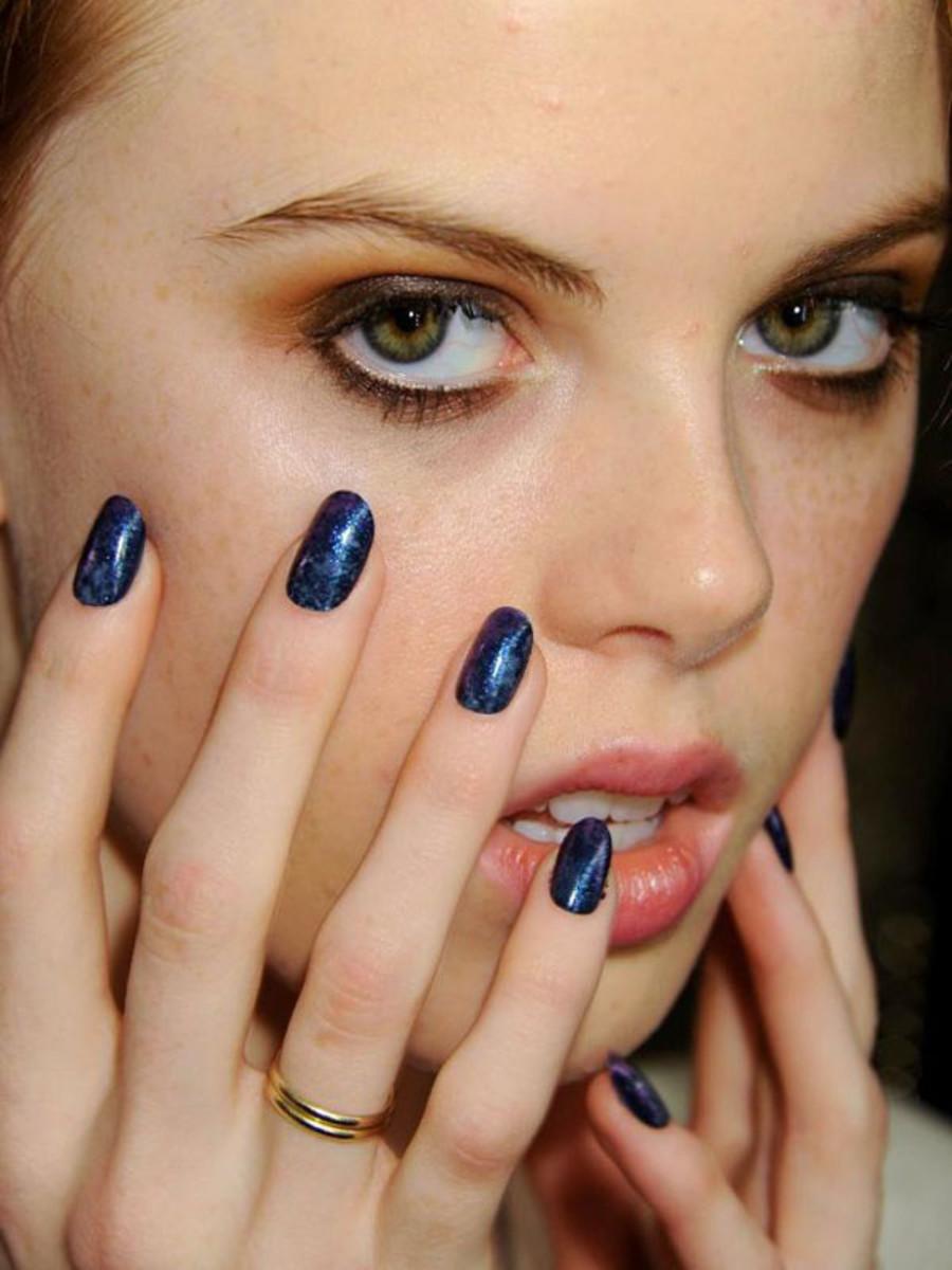 Rachel Antonoff - Fall 2012 nails
