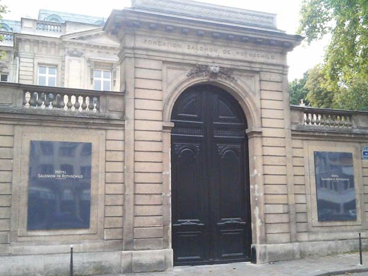 Hotel Salomon de Rothschild