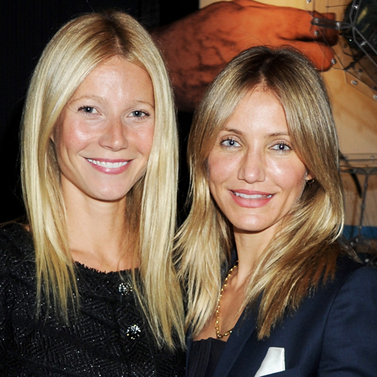 Gwyneth-Paltrow-and-Cameron-Diaz-The-Arts-Club-London-October-2012