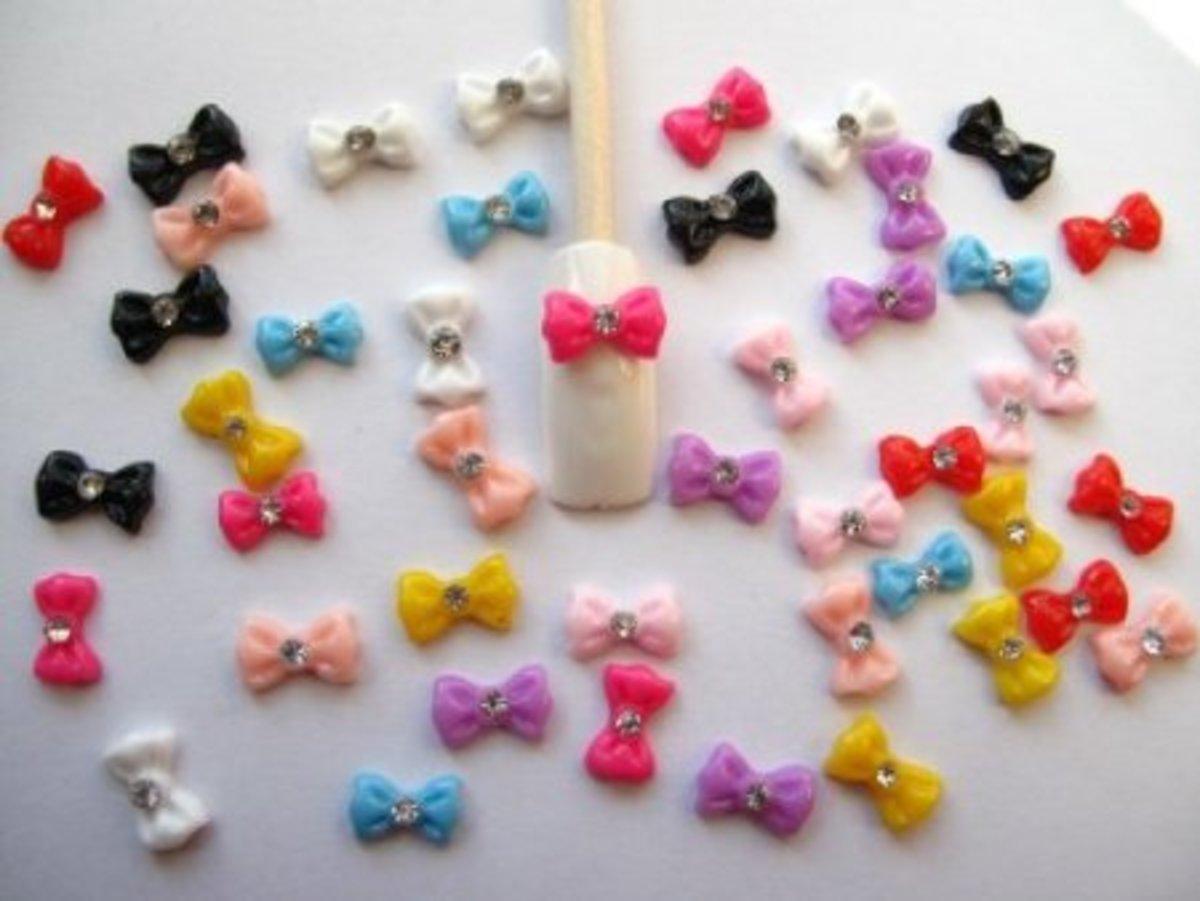 Nail bows