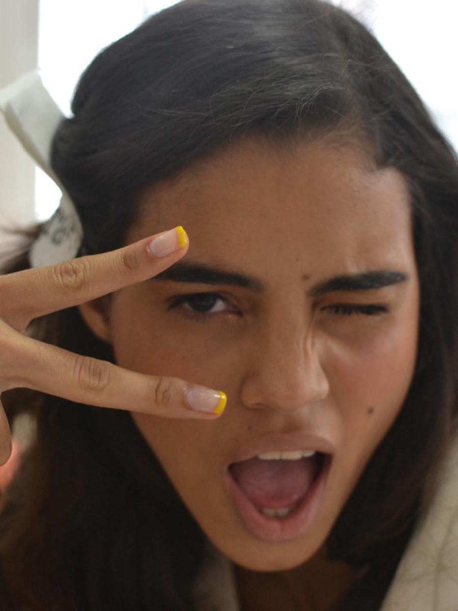 Jenni Kayne - Spring 2013 nails