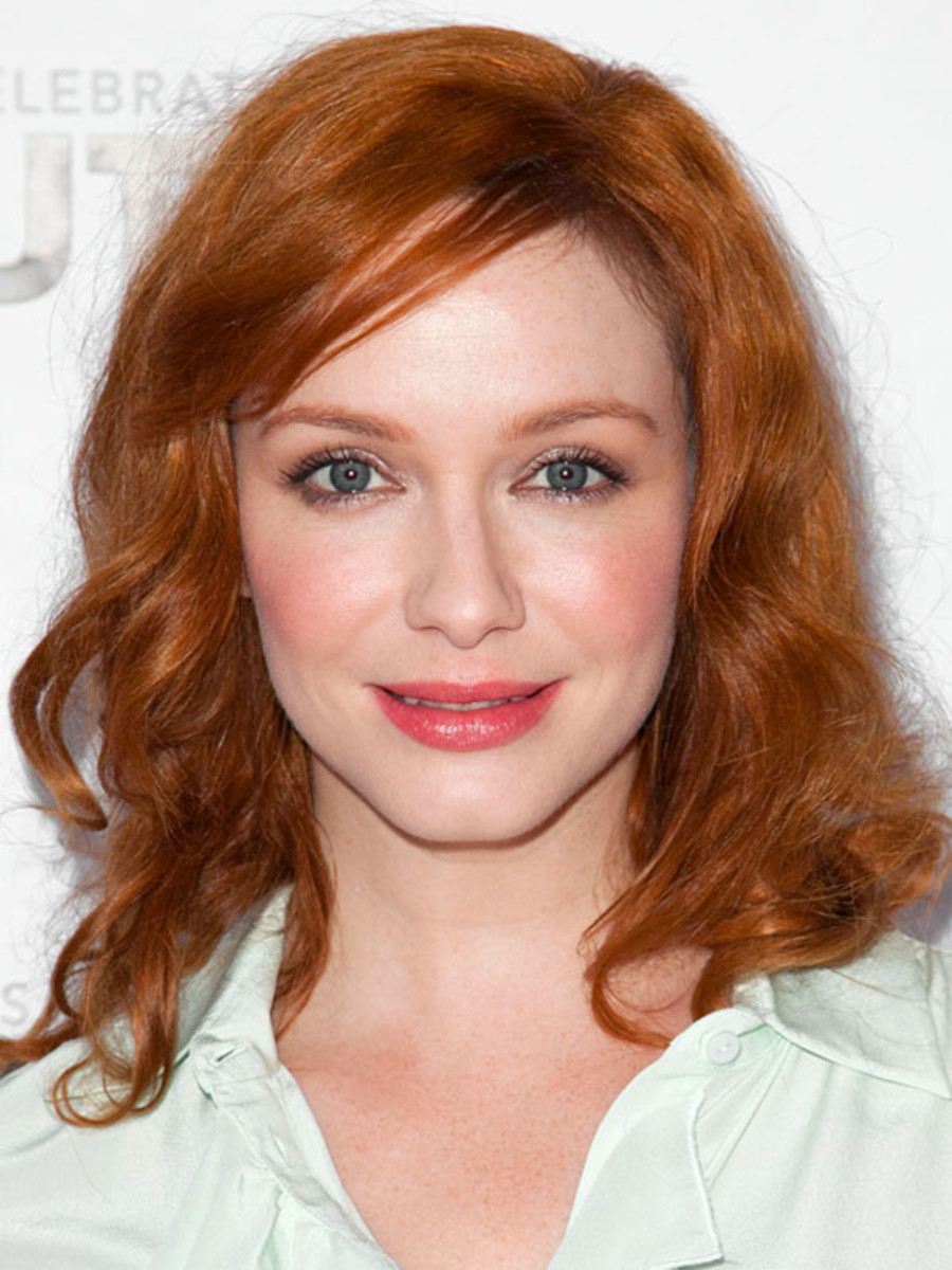 Christina Hendricks - Struck By Lightning premiere