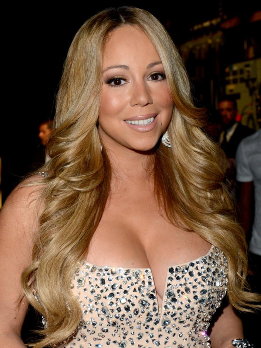 Mariah Carey - BET Awards 2012