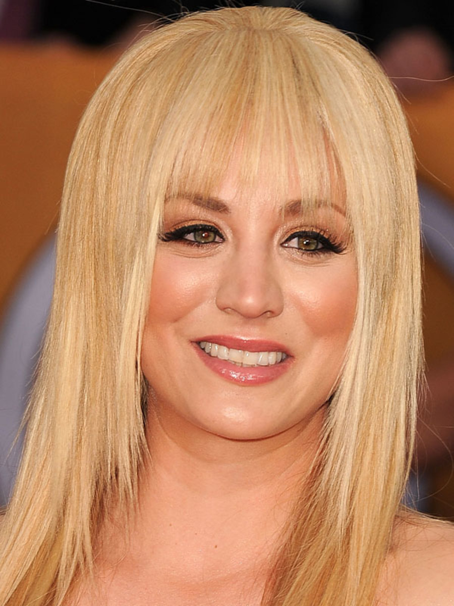 The Best Bang Hairstyles for Your Face Shape - liveabout.com