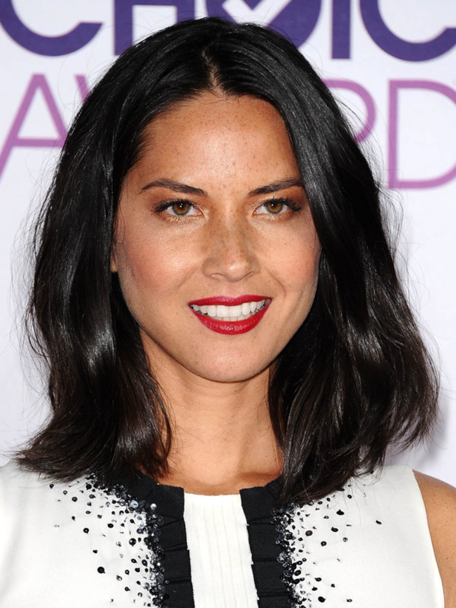 Olivia Munn - People's Choice Awards 2013
