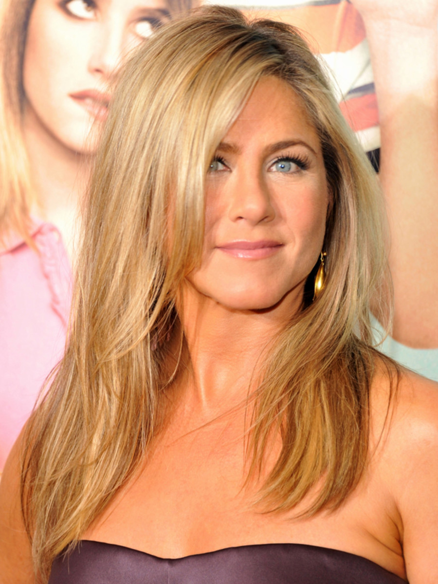 Jennifer Aniston - We're the Millers premiere, NYC, August 2013
