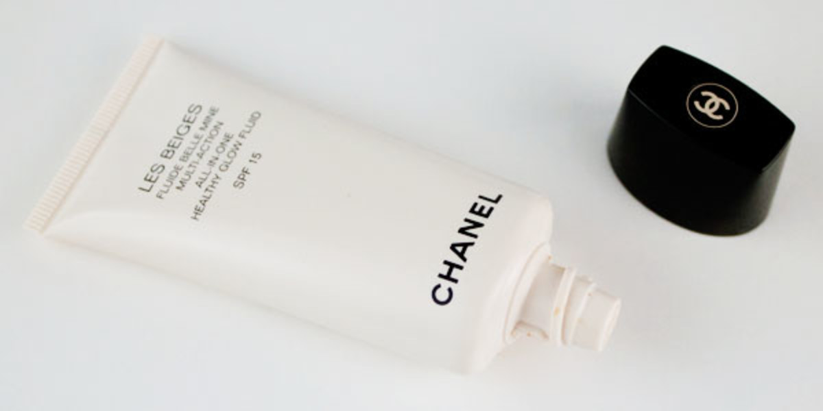 Chanel Les Beiges Healthy Glow Fluid (5)