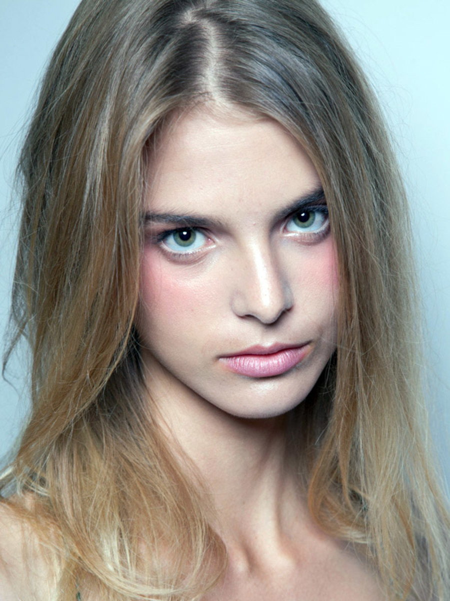 Costello Tagliapietra - Spring 2013 makeup