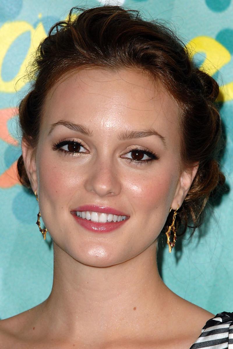 Leighton Meester - Teen Choice Awards, 2009