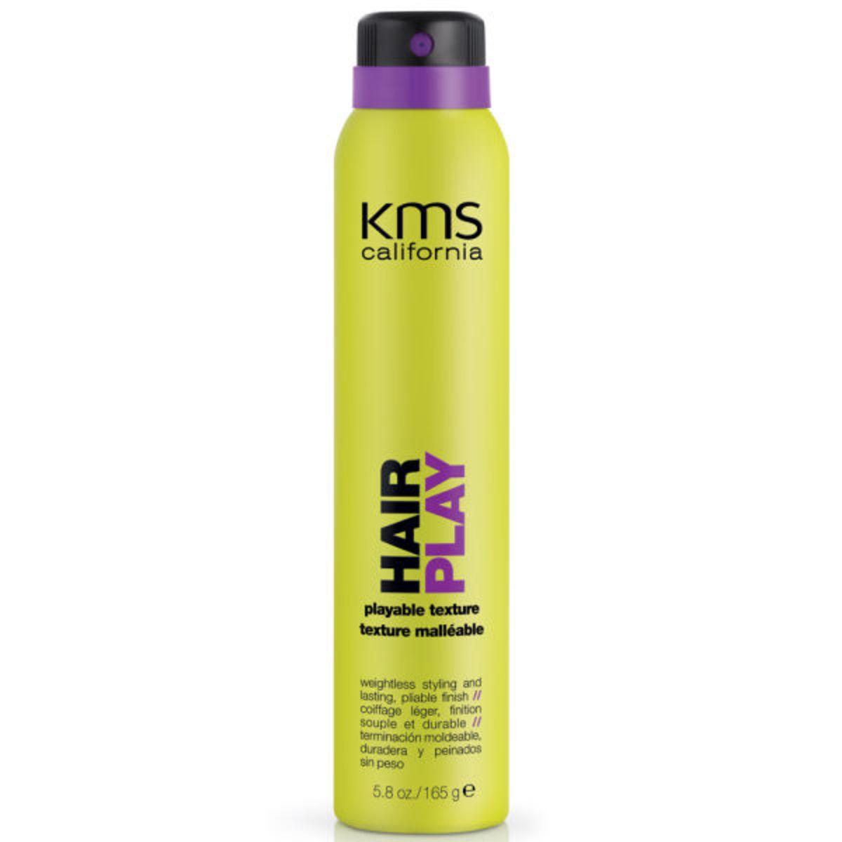 KMS California Hair Play Playable Texture