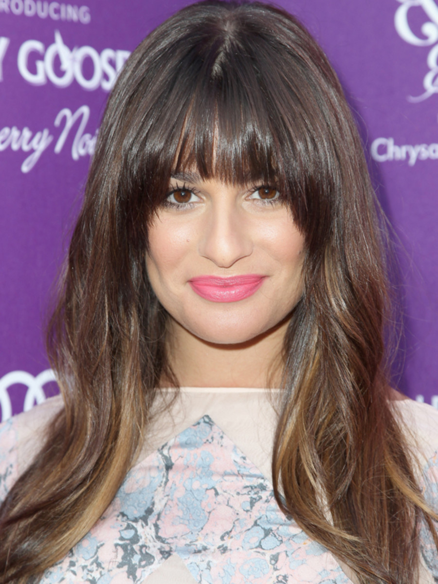 Lea Michele - Chrysalis Butterfly Ball 2012