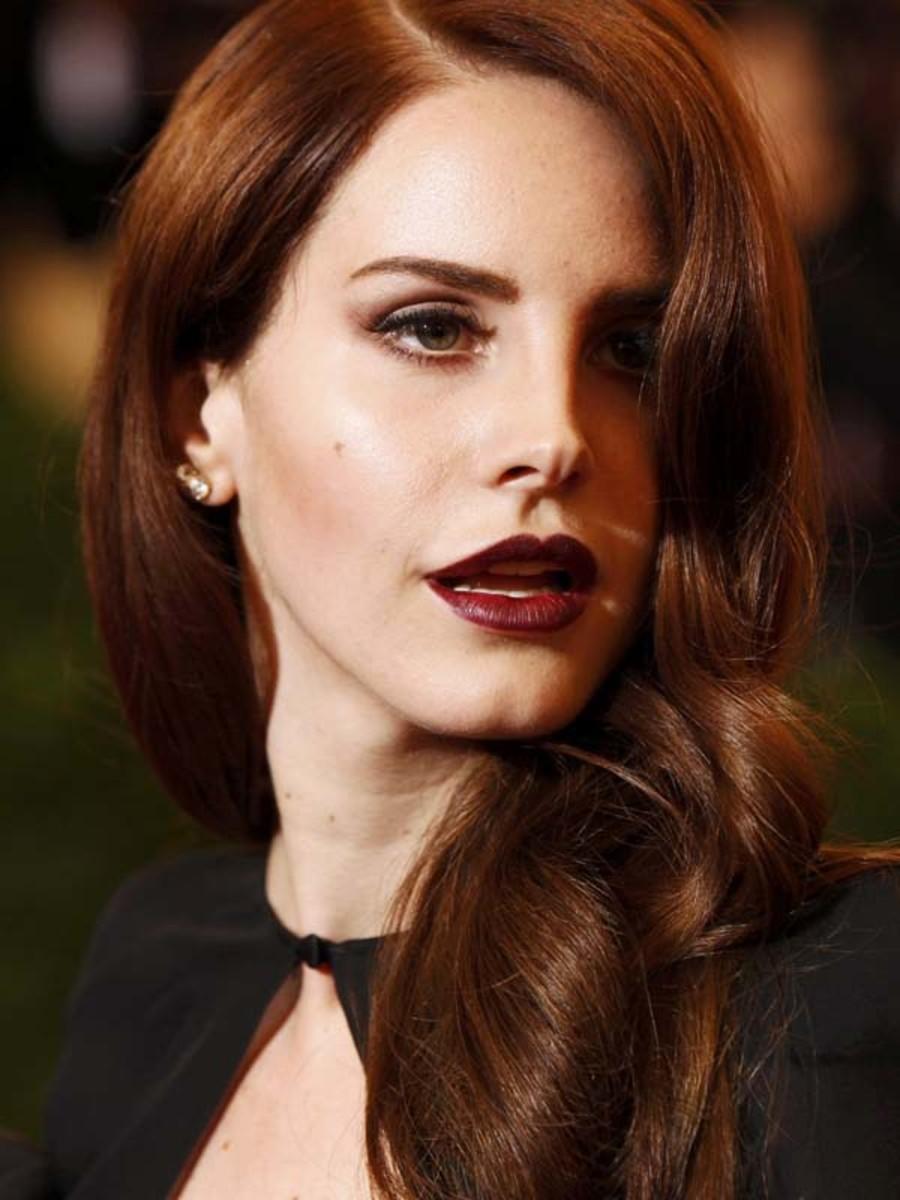 Lana Del Rey - Met Ball 2012