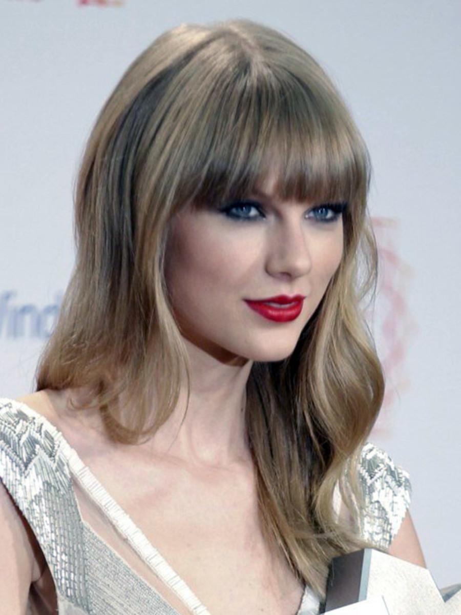 Taylor Swift - MTV Europe Music Awards 2012