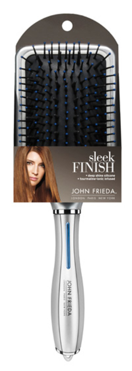 John Frieda Sleek Finish Paddle Brush