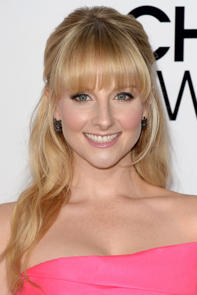 Melissa Rauch, People's Choice Awards, 2014