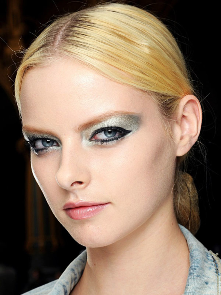 Chanel - Spring 2013 makeup