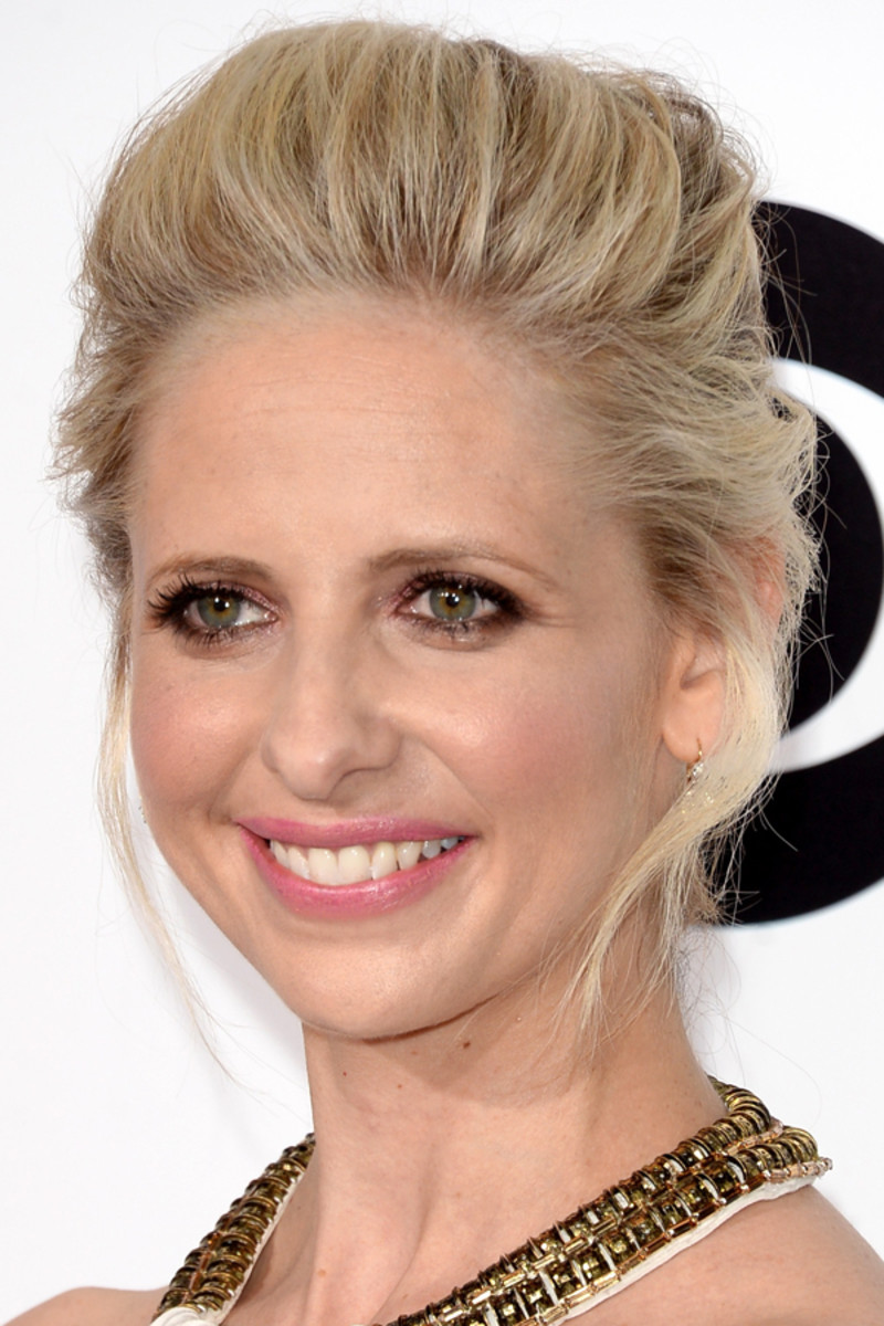 Sarah Michelle Gellar, People's Choice Awards, 2014