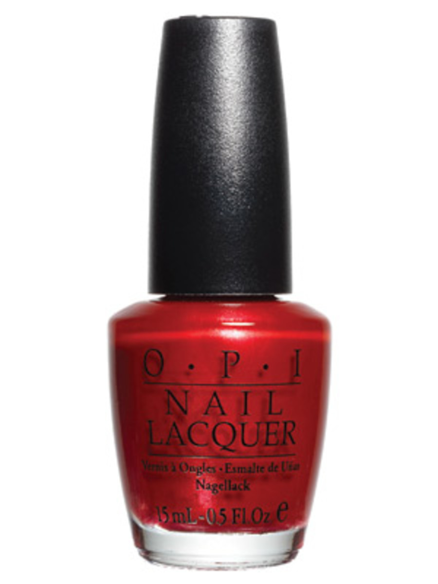 OPI Nail Polish in I'm Not Really a Waitress