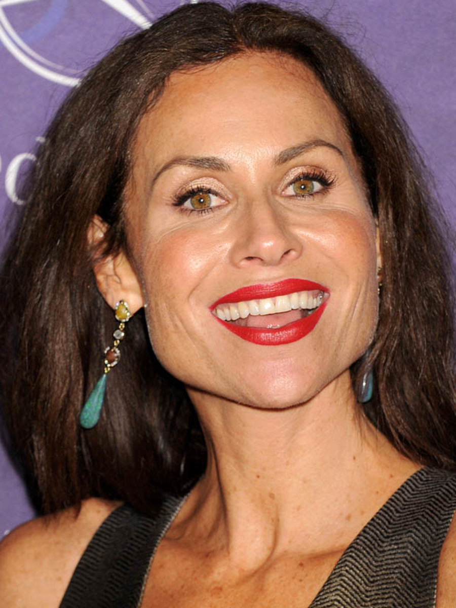 Minnie Driver, Variety and Women in Film Emmy Nominee Celebration, 2014