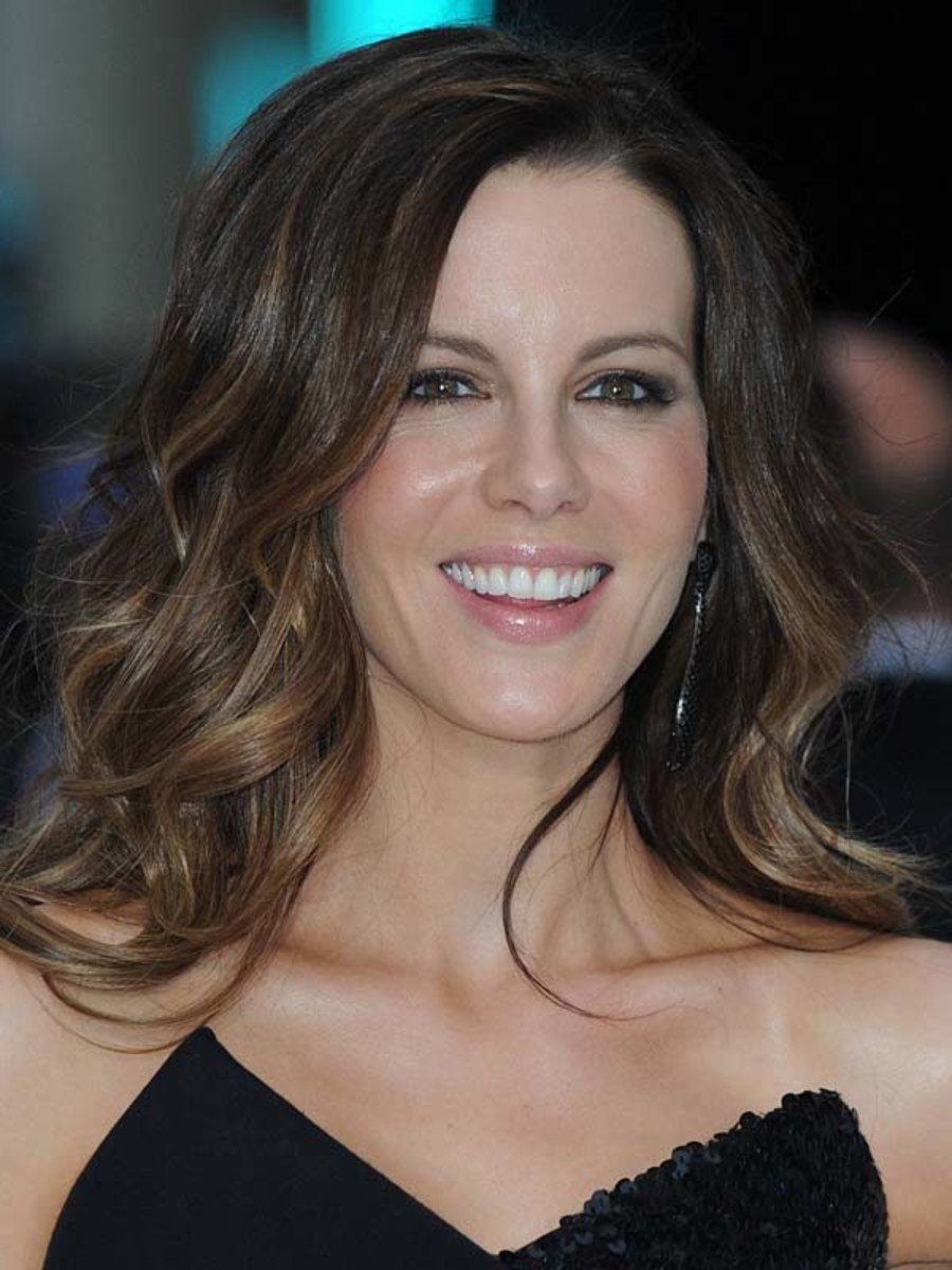 Kate Beckinsale -Total Recall UK premiere, 2012