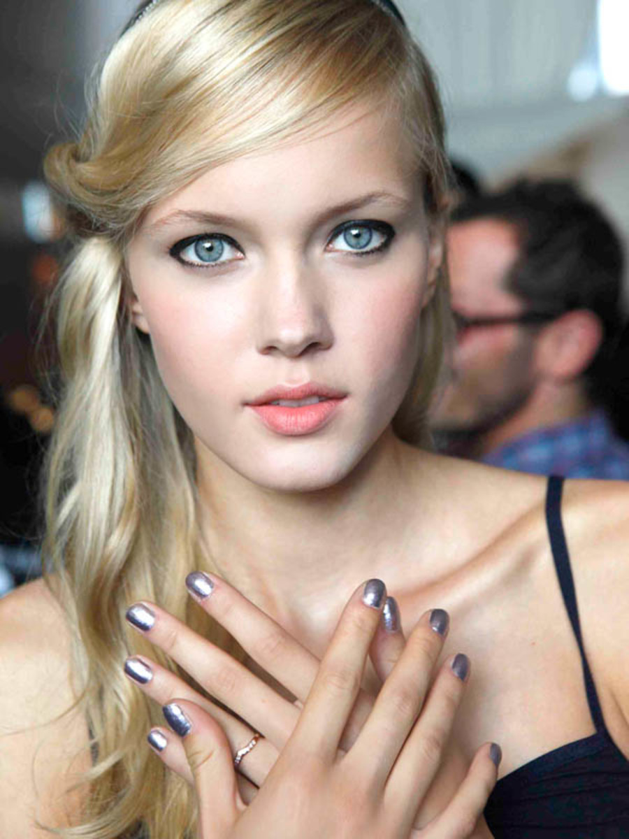Erin Fetherston - Spring 2013 nails
