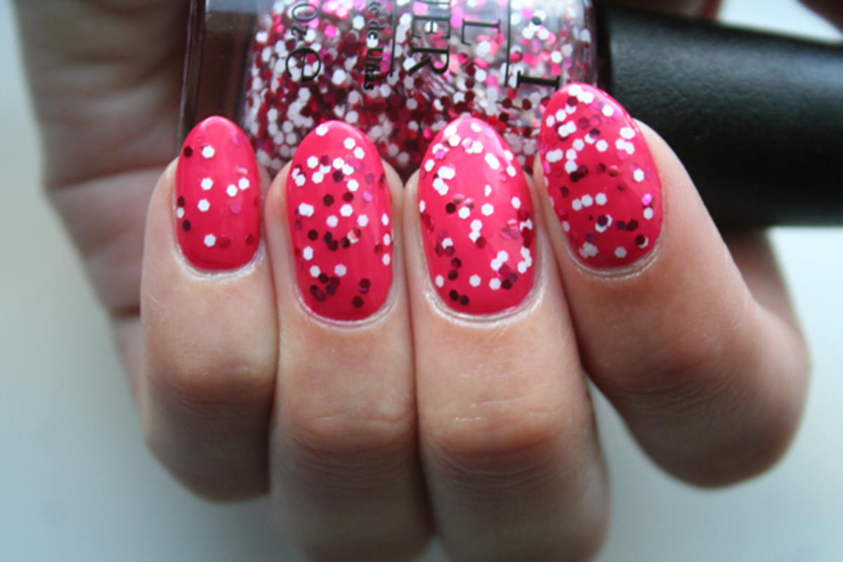 OPI Couture de Minnie Minnie Style